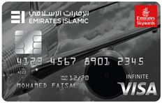 Emirates Islamic Skywards Infinite Credit Card